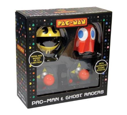 Pack Radiocommandé RC Pac-Man & Fantôme 9 cm Pac Man