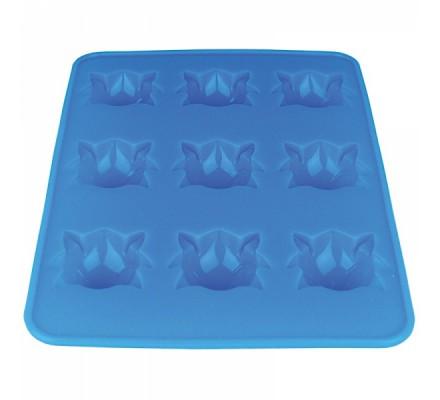 Bac à Glaçons Bleu Tête Sonic