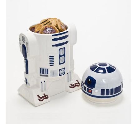 Boîte à cookies R2D2 Star Wars
