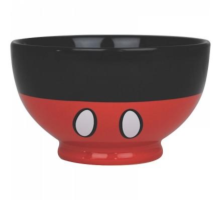 Bol Noir et Rouge Mickey Disney
