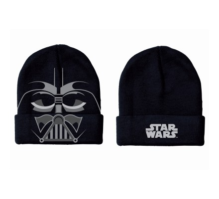 Bonnet Noir Dark Vador Large Star Wars