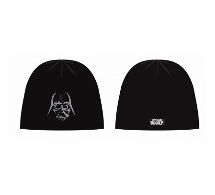 Bonnet Noir Dark Vador Star Wars