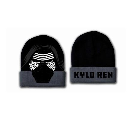 Bonnet Noir Kylo Ren Masque Star Wars