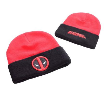 Bonnet Rouge et Noir Deadpool