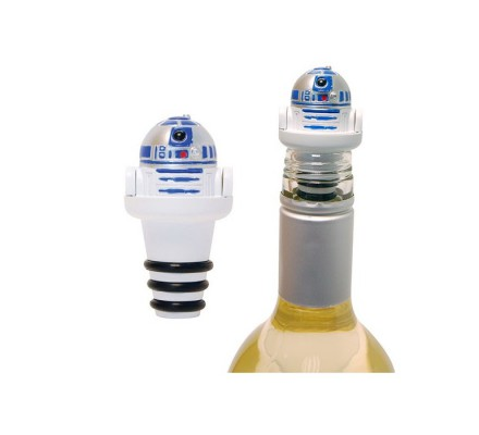 Bouchon de bouteille R2D2 Star Wars