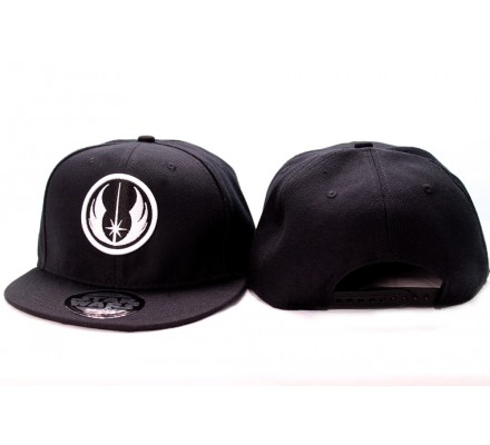 Casquette Noire The Force Star Wars