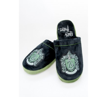Chaussons Adulte Serpentard Harry Potter