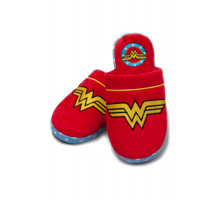 Chaussons Adulte Wonder Woman