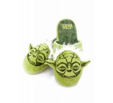 Chaussons Adulte Yoda Star Wars