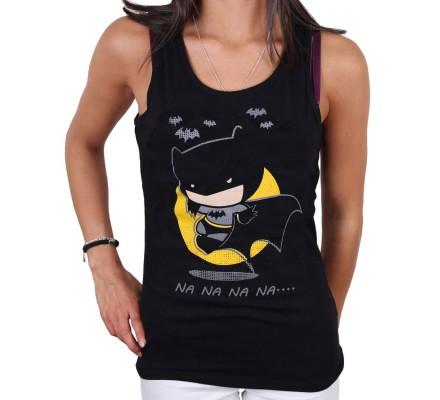 Débardeur Femme Tiny Na Na Na Batman