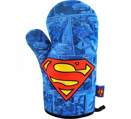 Gant Cuisine Comics Bleu Superman