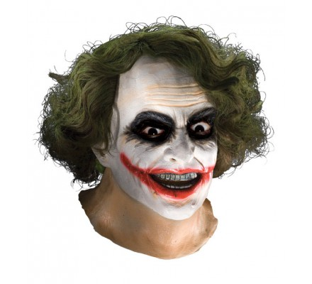 Masque latex The Joker Batman