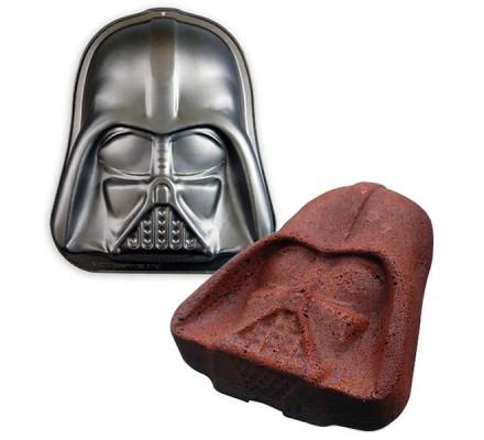 Moule à gâteau Dark Vador métal Star Wars