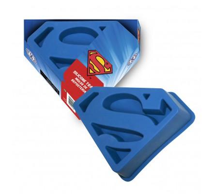Moule à gâteau en Silicone Logo Superman