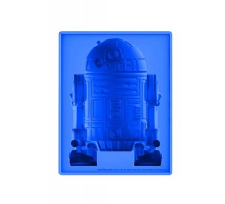 Moule en Silicone Bleu DX R2D2 Star Wars