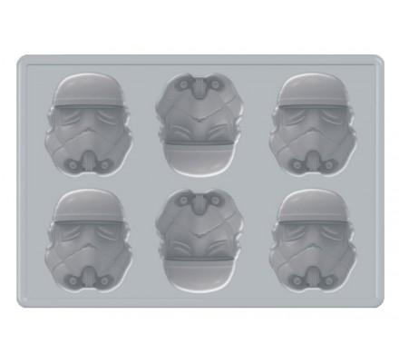 Moule en Silicone Stormtrooper Star Wars