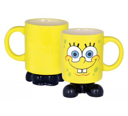 Mug 3D Bob l'éponge