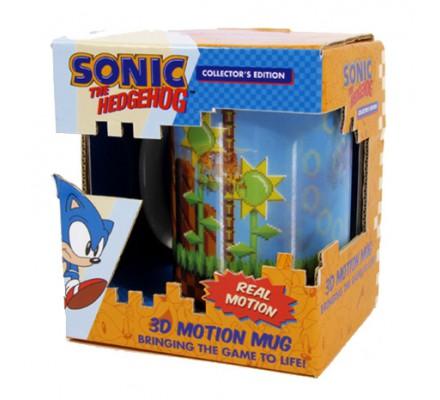 Mug 3D Motion Sonic