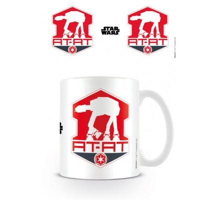 Mug AT AT Logo Star Wars