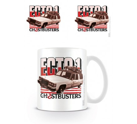 Mug Blanc Ghostbusters 3
