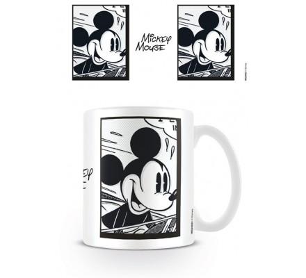 Mug Blanc Mickey Mouse Frame Disney