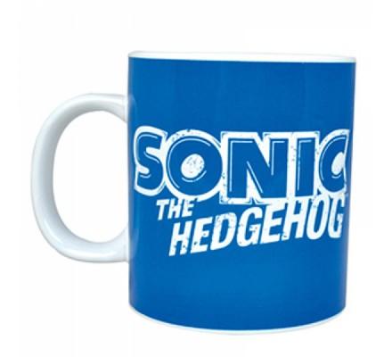 Mug Géant Bleu The Hedgehog Sonic