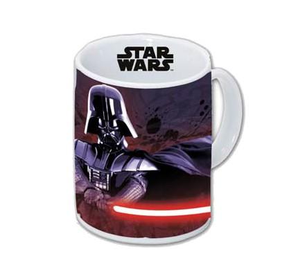 Mug Céramique Dark Vador Sabre Laser Star Wars