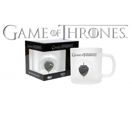 Mug Céramique Logo 3D Game of Thrones