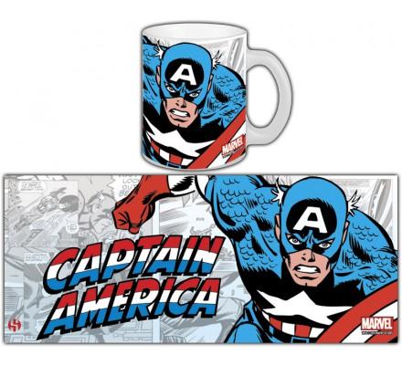 Mug Comics Retro Captain America