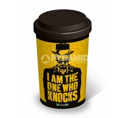 Mug de Voyage I Am The One Who Knocks Breaking Bad