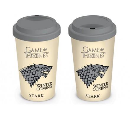 Mug de voyage Stark Game of Thrones