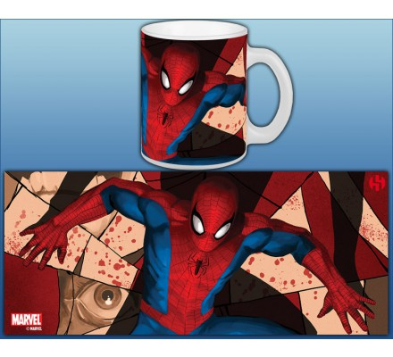 Mug Djurdjevic Spiderman