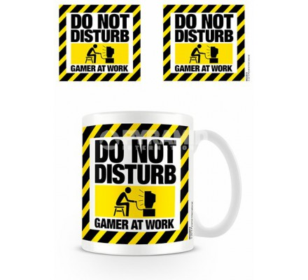 Mug Do Not Disturb Geek