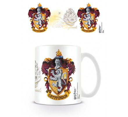 Mug Gryffindor Harry Potter