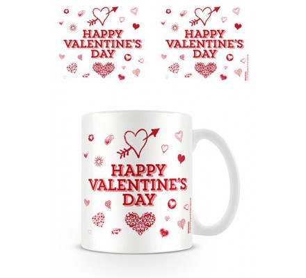 Mug Happy Valentine's Day Saint Valentin