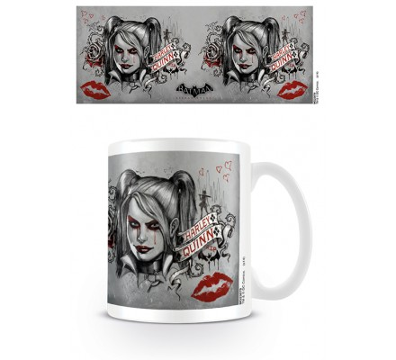 Mug Harley Quinn Batman Arkham Knight