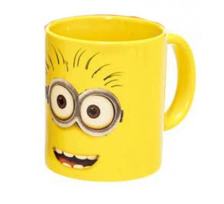 Mug Jaune Minion Face Moi Moche et Méchant
