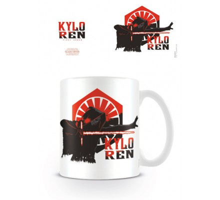 Mug Kylo Ren First Order Star Wars