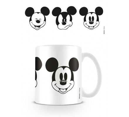 Mug Mickey Mouse Faces