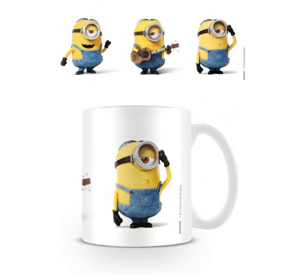 Mug Minion Stuart Moi Moche et Méchant
