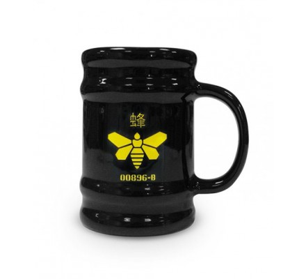 Mug noir Golden Moth Breaking Bad