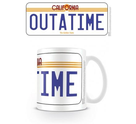 Mug Outatime Retour Vers le Futur