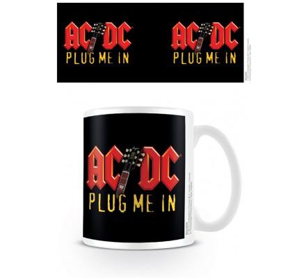 Mug Plug Me In ACDC
