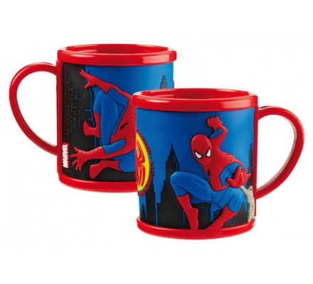 Mug PVC Spiderman