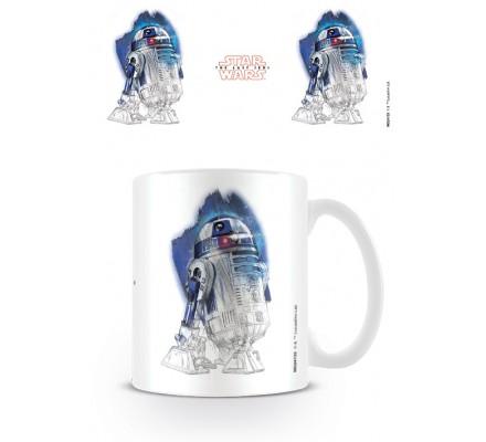 Mug R2D2 Brushstroke Star Wars