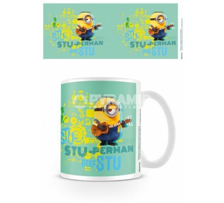 Mug Stuart Stuperman Minion Moi Moche et Méchant
