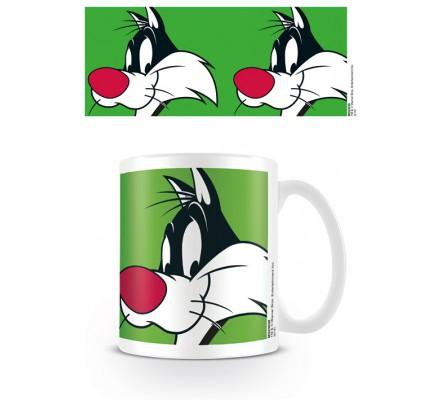 Mug Sylvestre Looney Tunes