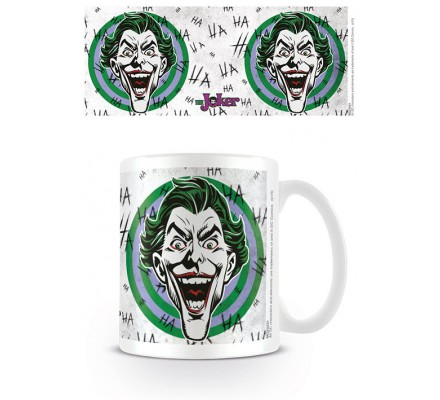 Mug The Joker Hahaha Batman