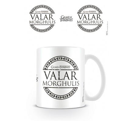 Mug Valar Morghulis Game of Thrones