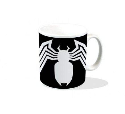Mug Marvel Venom Noir Spiderman